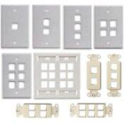 Terminating Wall Plates Wiring